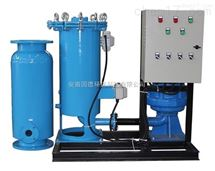 HCTCS冷凝器胶球自动在线清洗装置原理