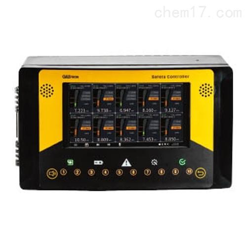 英思科ASC-100 系列多通道气体检测控制器