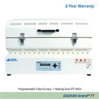 DH.WFT12.860.3韩国进口大韩可编程管式马弗炉数字电炉报价