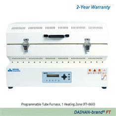 韩国进口大韩可编程管式马弗炉数字电炉报价