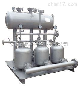 电动凝结水回收装置参数分析