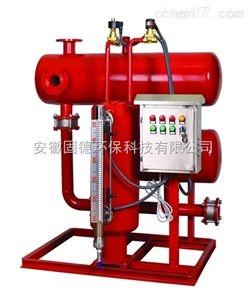 疏水自动加压器参数分析