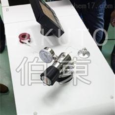 伯东氦质谱检漏仪减压器检漏