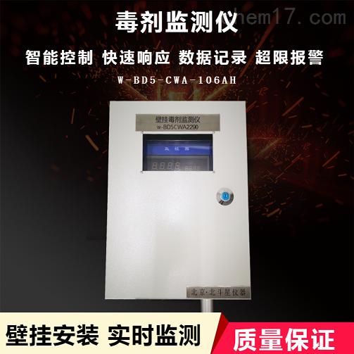 人防专用化学毒剂监测仪