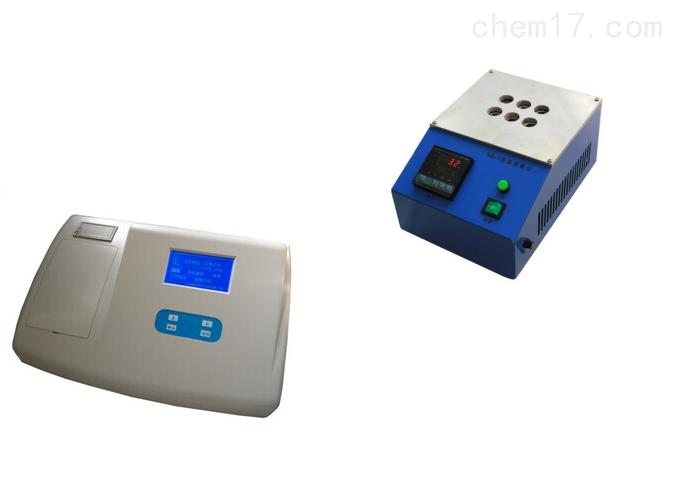 WS-05型污水五参数水质检测仪