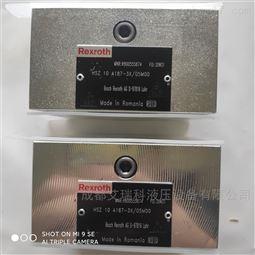 rexroth力士乐叠加阀HSZ10A187-3X/05M00