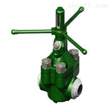 泥浆阀-焊接式连接质量保障
