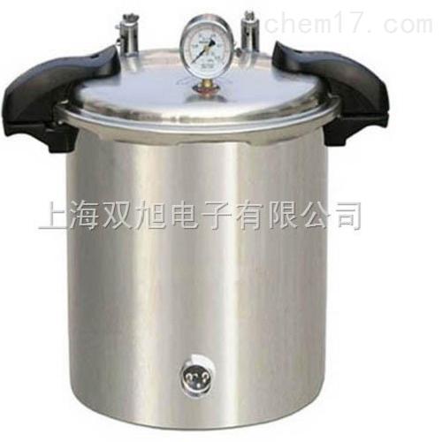 YXQSG46-280SA手提式煤电二用灭菌器快开式