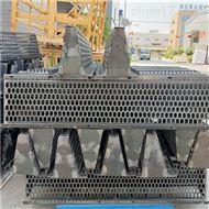 碳钢Q235B驼峰支撑驼峰填料支承板拱型支撑