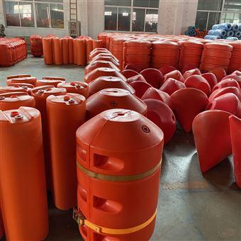FT300*1000水上塑料容器拦污浮筒