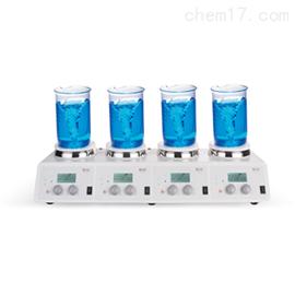 MS-H340-S4加热型四通道磁力搅拌器