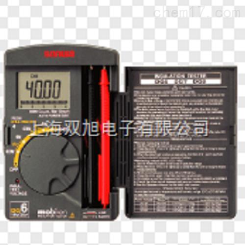 Sanwa DG6数字式绝缘电阻测试仪