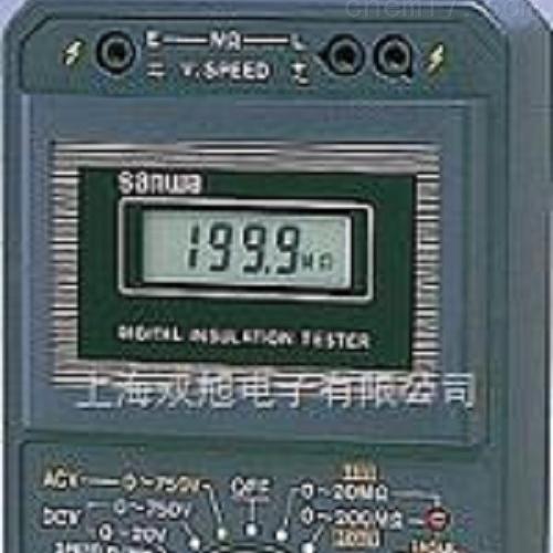 M53数显绝缘电阻表