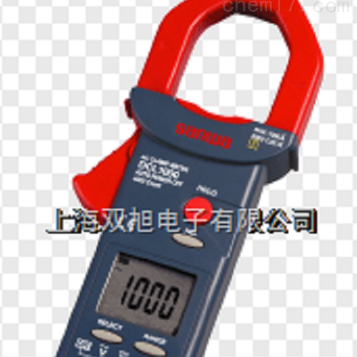 DCL1000交流钳形电流表
