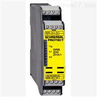 SRB200ZHX1SCHMERSAL安全监控模块