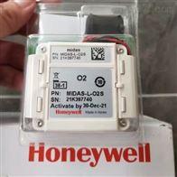 MIDAS-L-O2S美国霍尼韦尔honeywell传感器