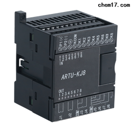 ARTU-KJ8安科瑞遥信遥控单元8路开关量8路继电器输出