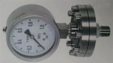 全不锈钢隔膜压力表Y-150BF/MFB