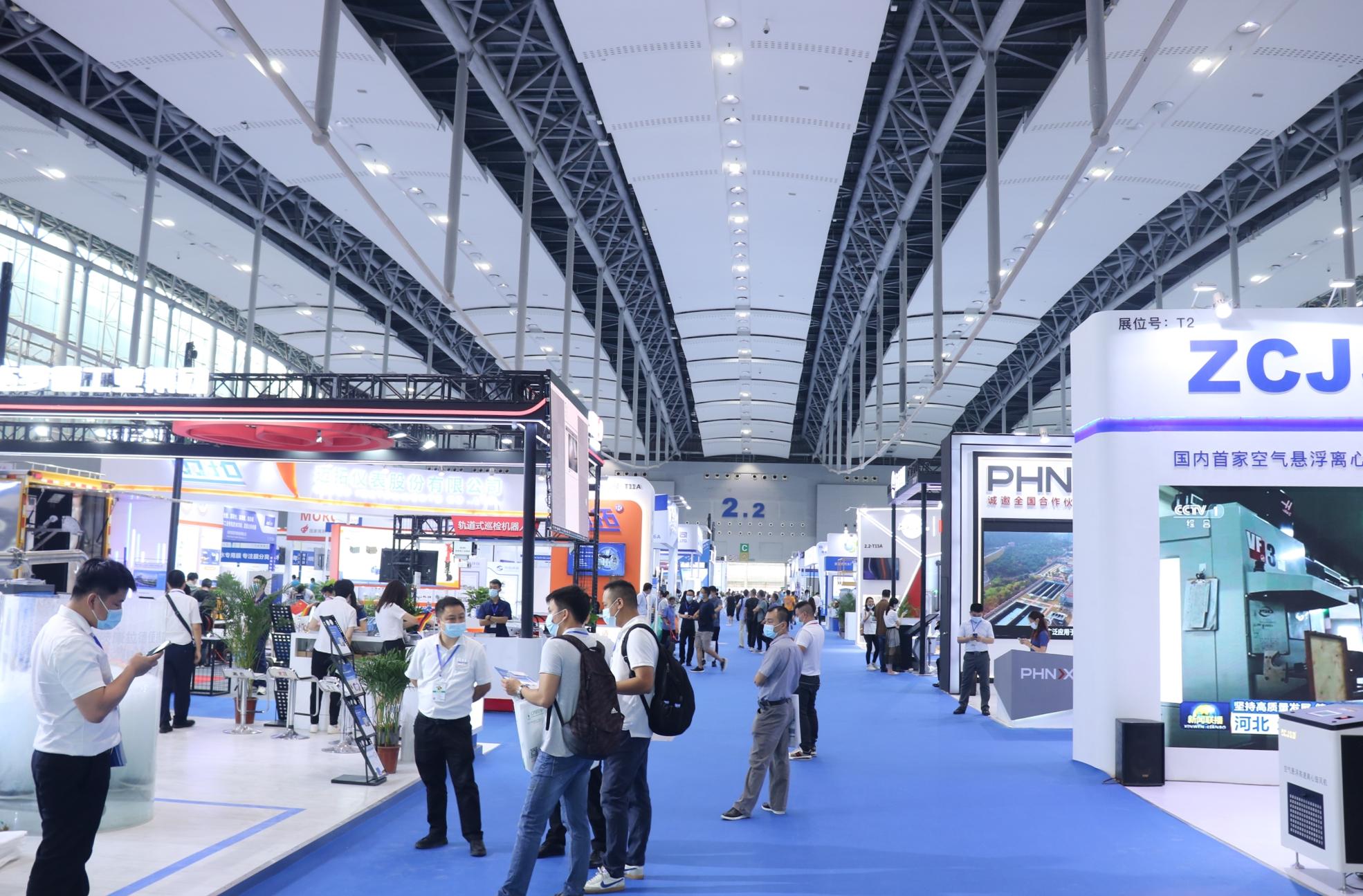 環保盛會 第十五屆中國廣州國際環保產業博覽會CPIEE2021盛大開幕