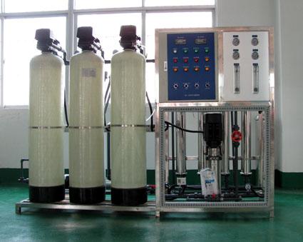大型纯水设备也开始供货了
