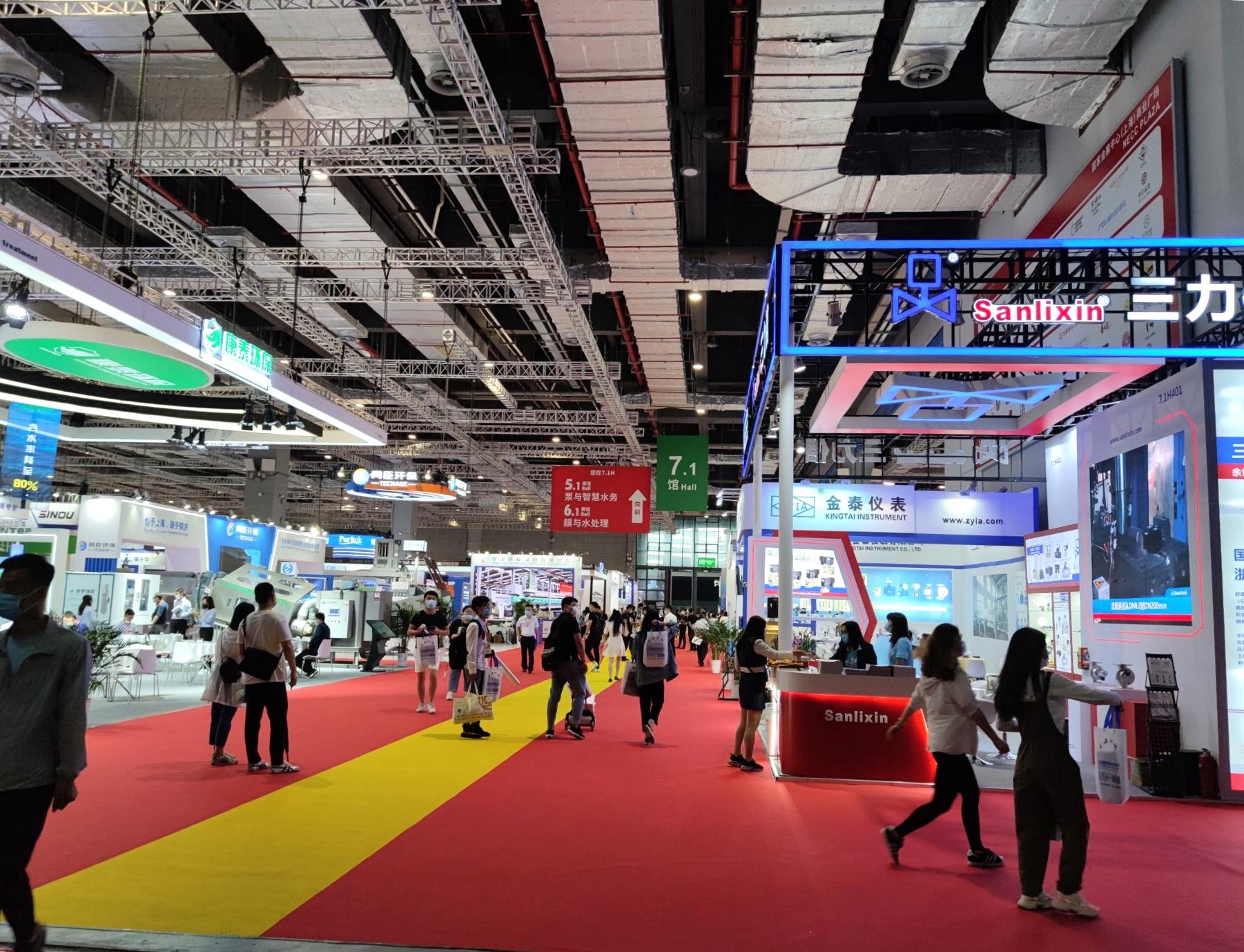 处处商机 第三届上海智慧环保展在上海盛大开幕