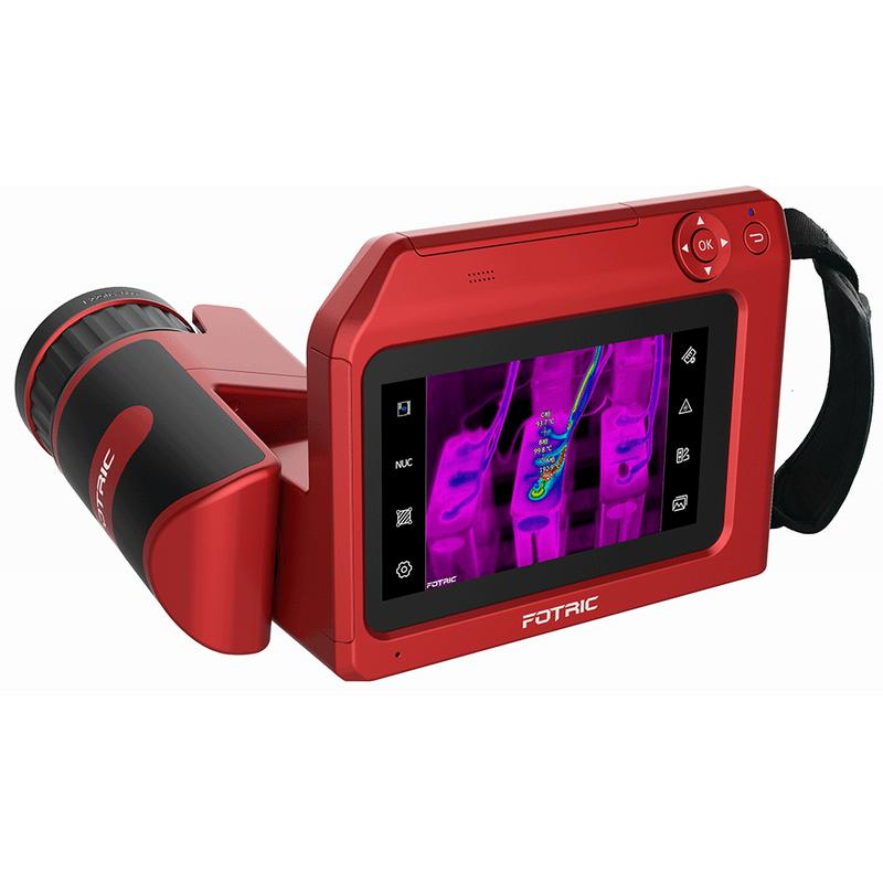 红外热像仪在输电线路巡检中的预测性维护