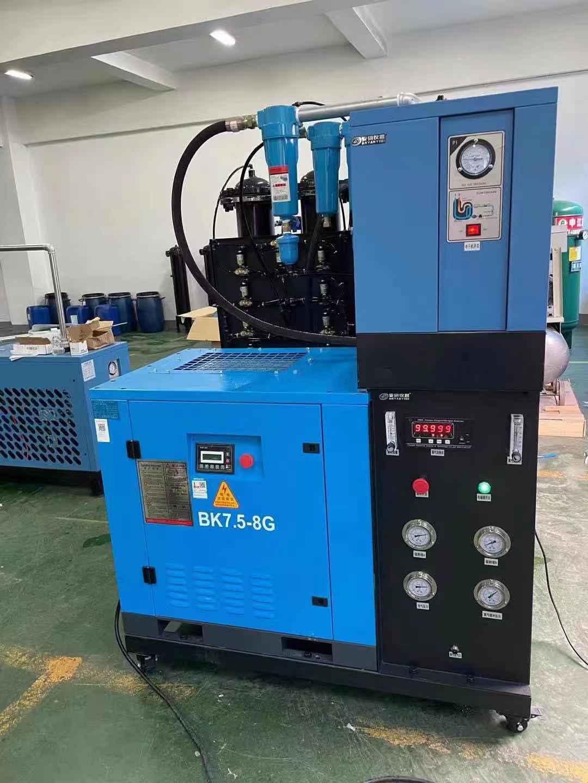 成都德力斯实业有限公司采购杭州安研变压吸附氮气发生器