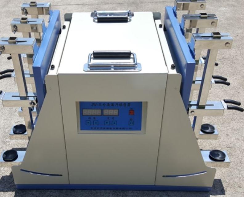 顶新实验与您分享分液漏斗振荡器正确的使用方法!