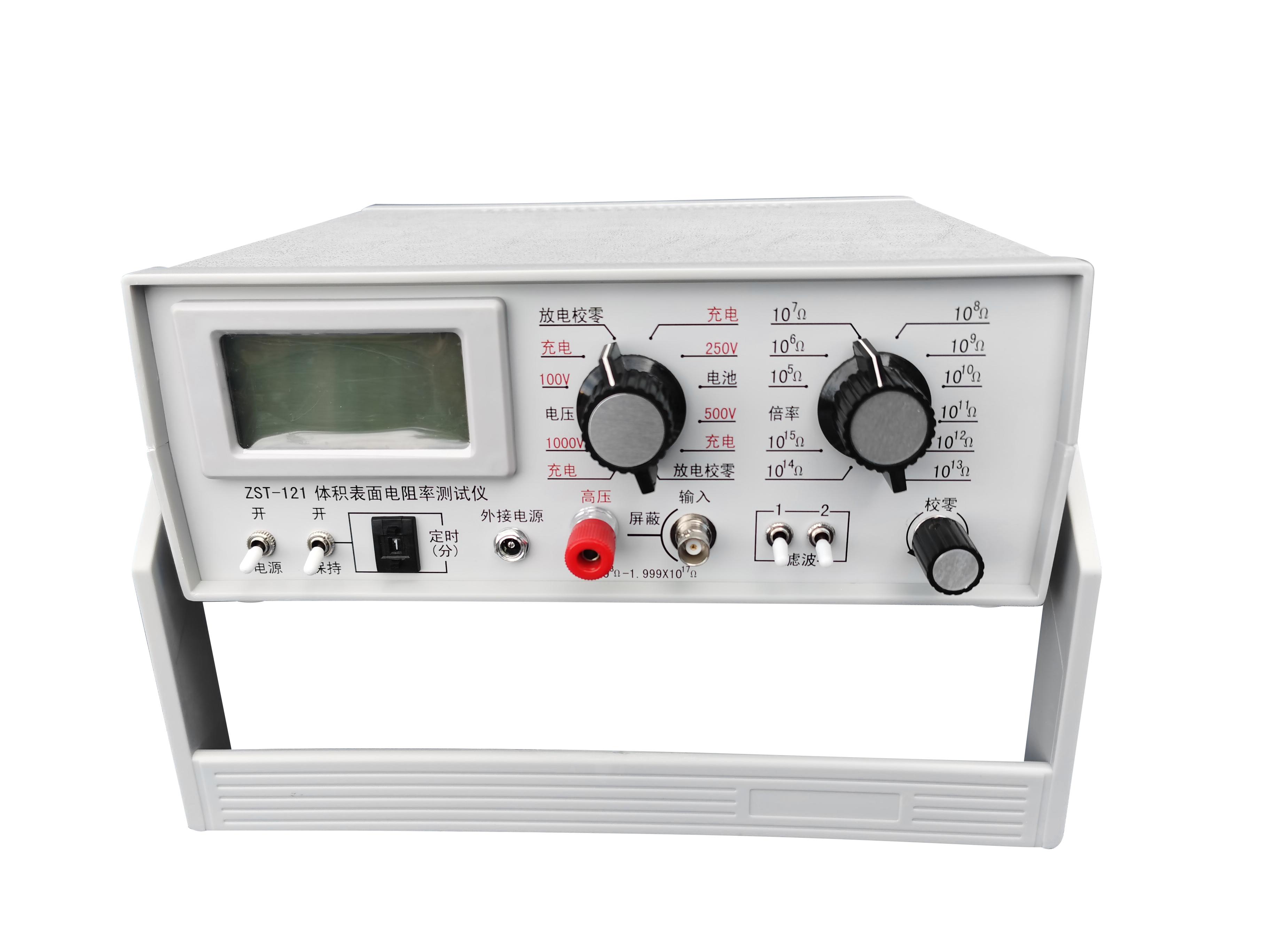 哪些因素会影响体积表面电阻率测定仪的测量结果
