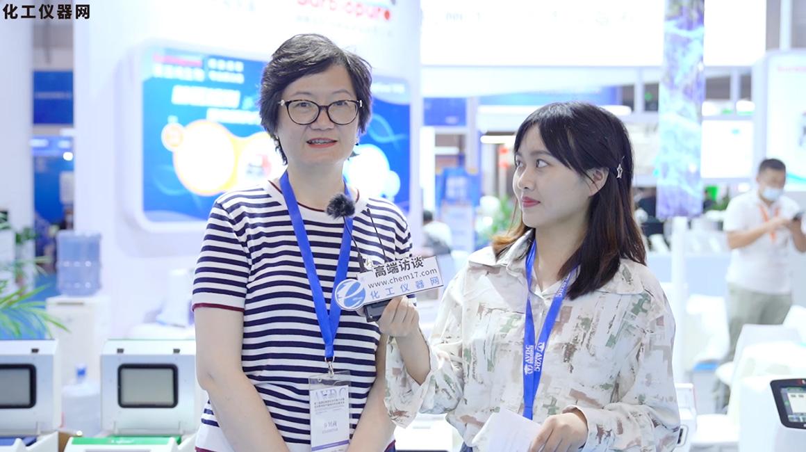 朗基科仪携精品PCR仪亮相第三届国际兽医检测诊断大会