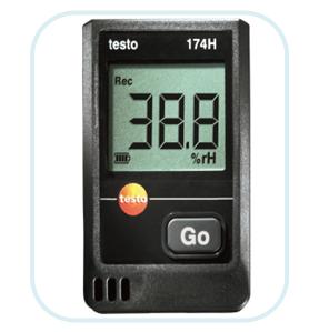 Testo 174H温湿度计