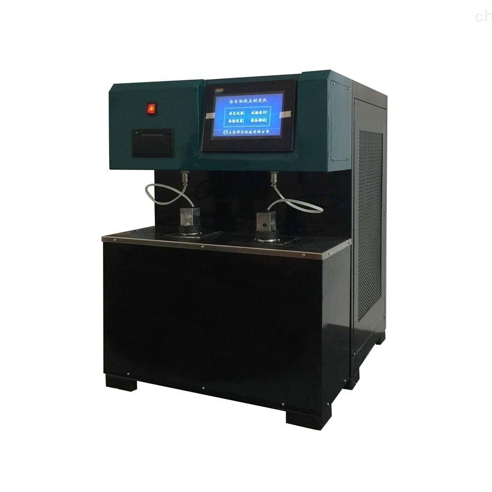 自动冷滤点测定仪
