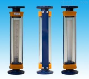 防腐型玻璃转子流量计