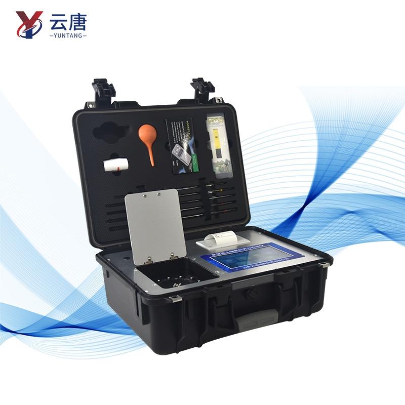 实验室高精度土壤综合检测设备@2021【源头厂家直发】
