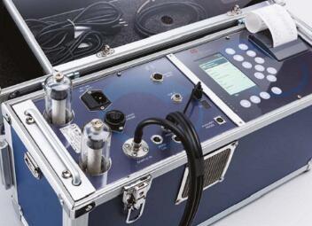 船舶废气监测系统
