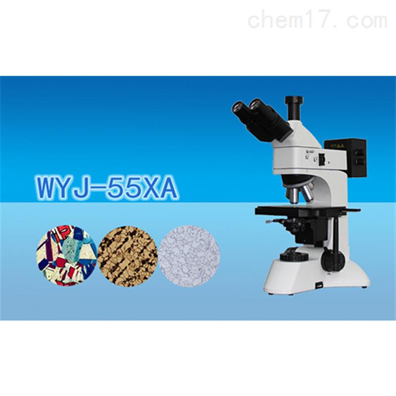 三目正置金相显微镜