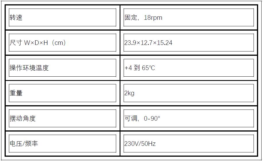 Labnet旋转混合仪H5600