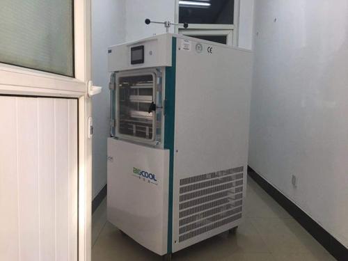 北京新华联协和药业采购博医康Pilot2-4M冻干机 来源:www.boyikang.com