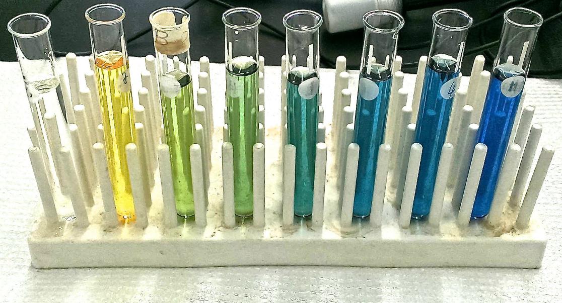 余氯检测时的相关标准溶液