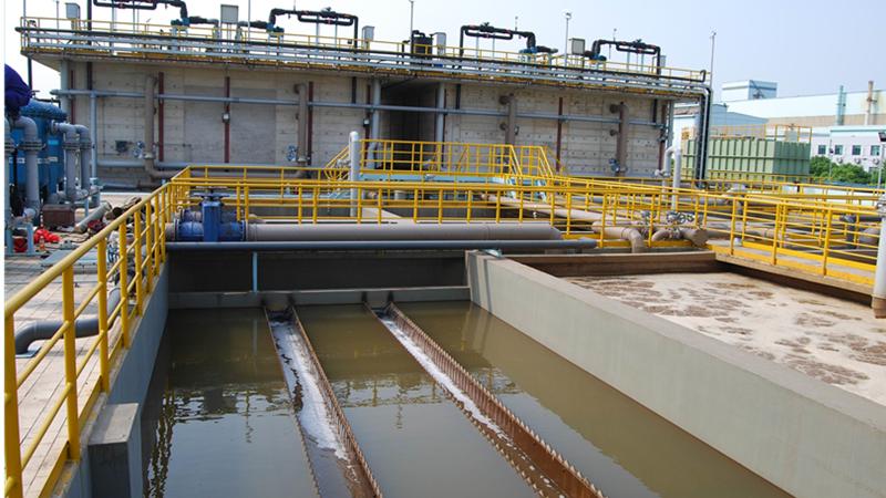 食品污水处理厂