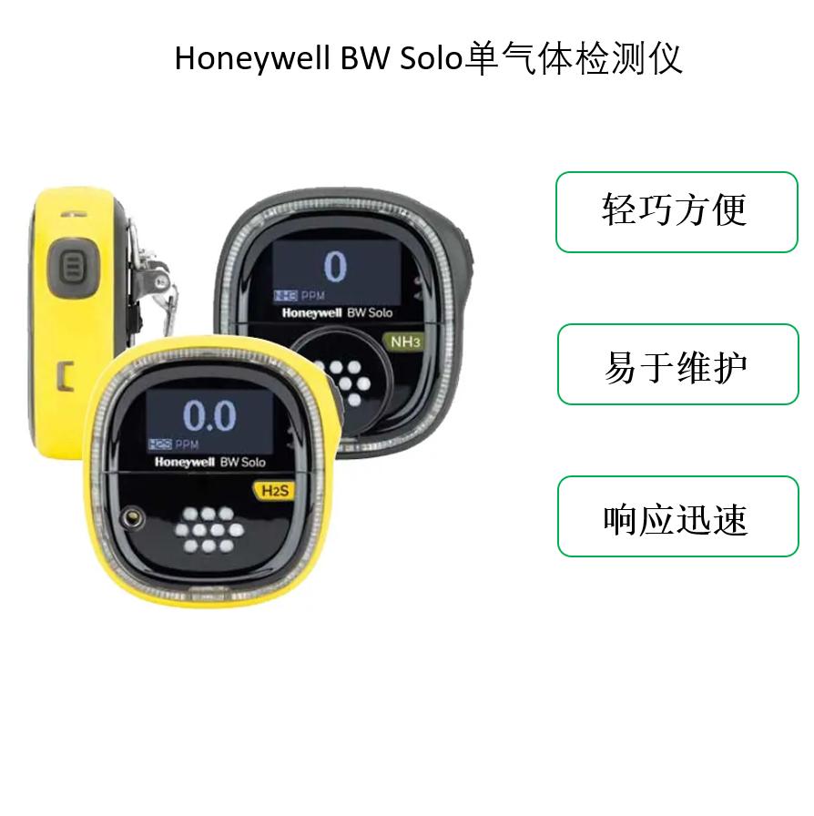 BW SOLO单一气体检测仪