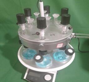 平行合成反应器