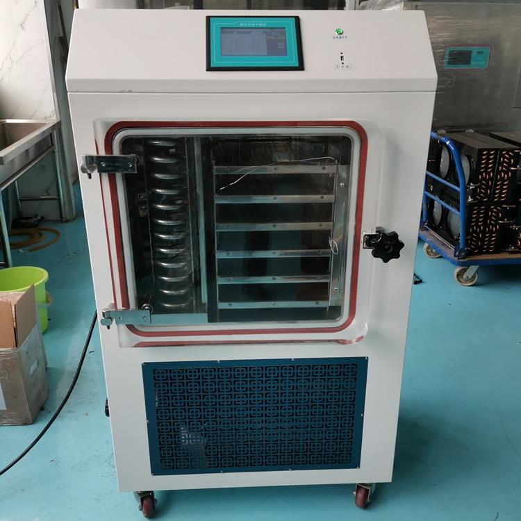 LGJ-50FD电加热冷冻干燥机