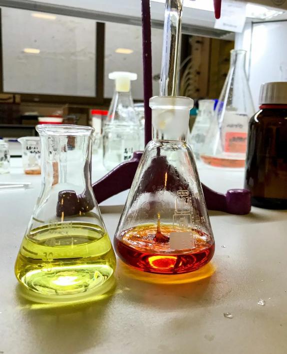 水质检测时氧化还原指示剂