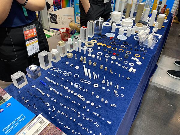 德诚旺氟塑料2021深圳国际橡塑展之行圆满成功!