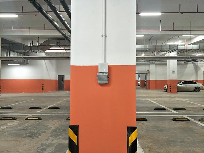 艾伊科技AGD200型地下车库CO探测器