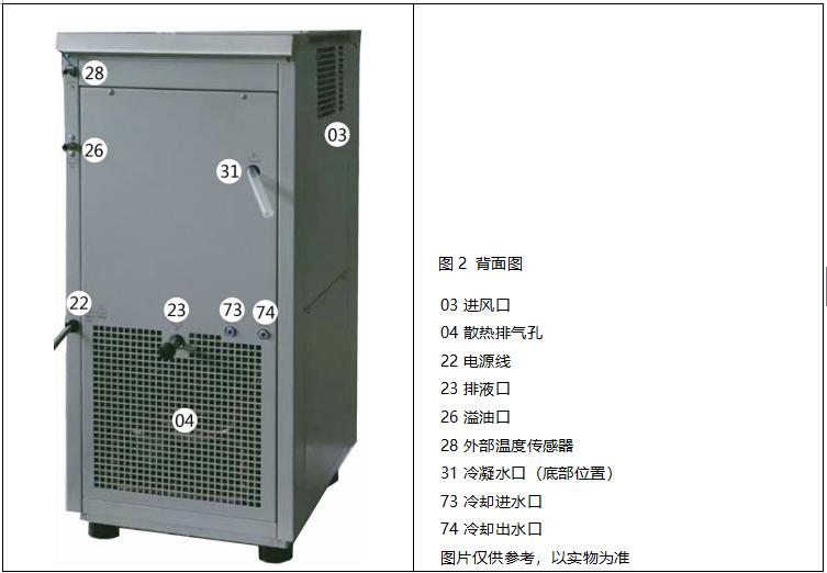 全封闭高低温恒温循环装置