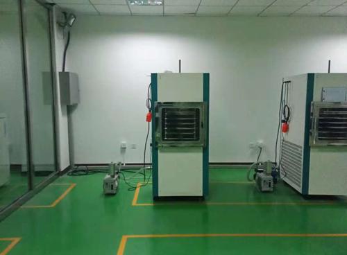 内蒙古银宏干细胞库采购博医康Pilot10-15Es冻干机  来源:www.boyikang.com