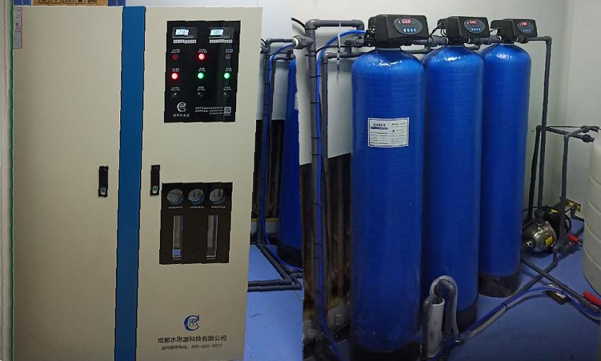 消毒供应室纯水机