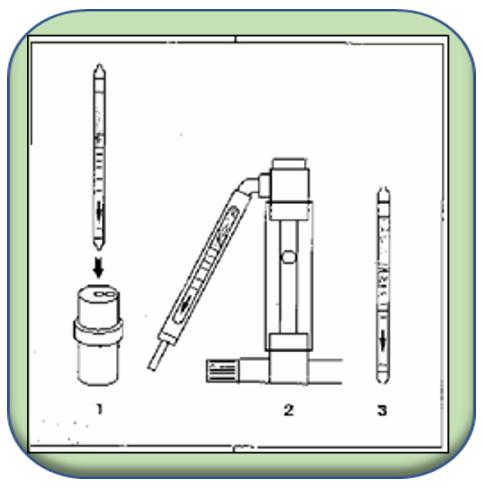 德尔格水蒸气检测管使用